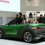 Daihatsu präsentierte den neuen Copen