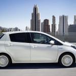 Auch für die große Fahrt -Yaris Hybrid