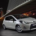 Unauffällige Eleganz-Toyota Yaris Hybrid