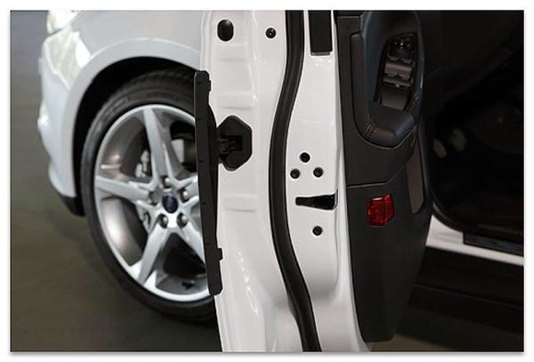 Ford Türkantenschutz