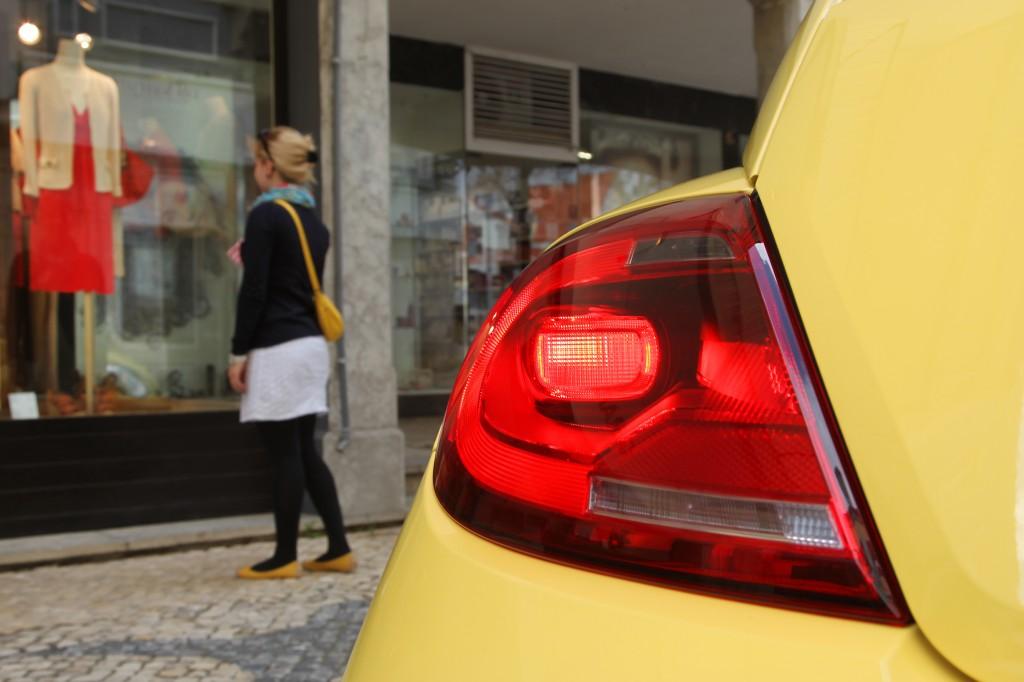 Volkswagen Beetle- In der City zu Hause