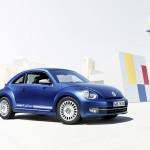 Schick in Schale, der neue Beetle von Volkswagen