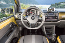 Volkswagen up! Lenkrad