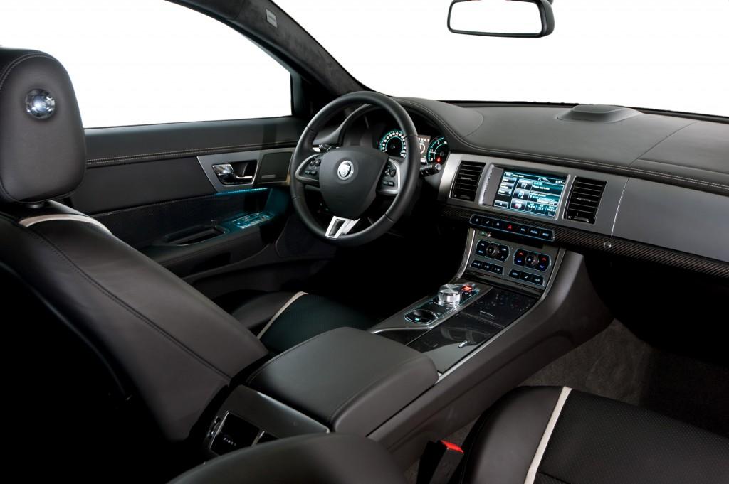 Jaguar XF 2,2D-eleganz der Moderne