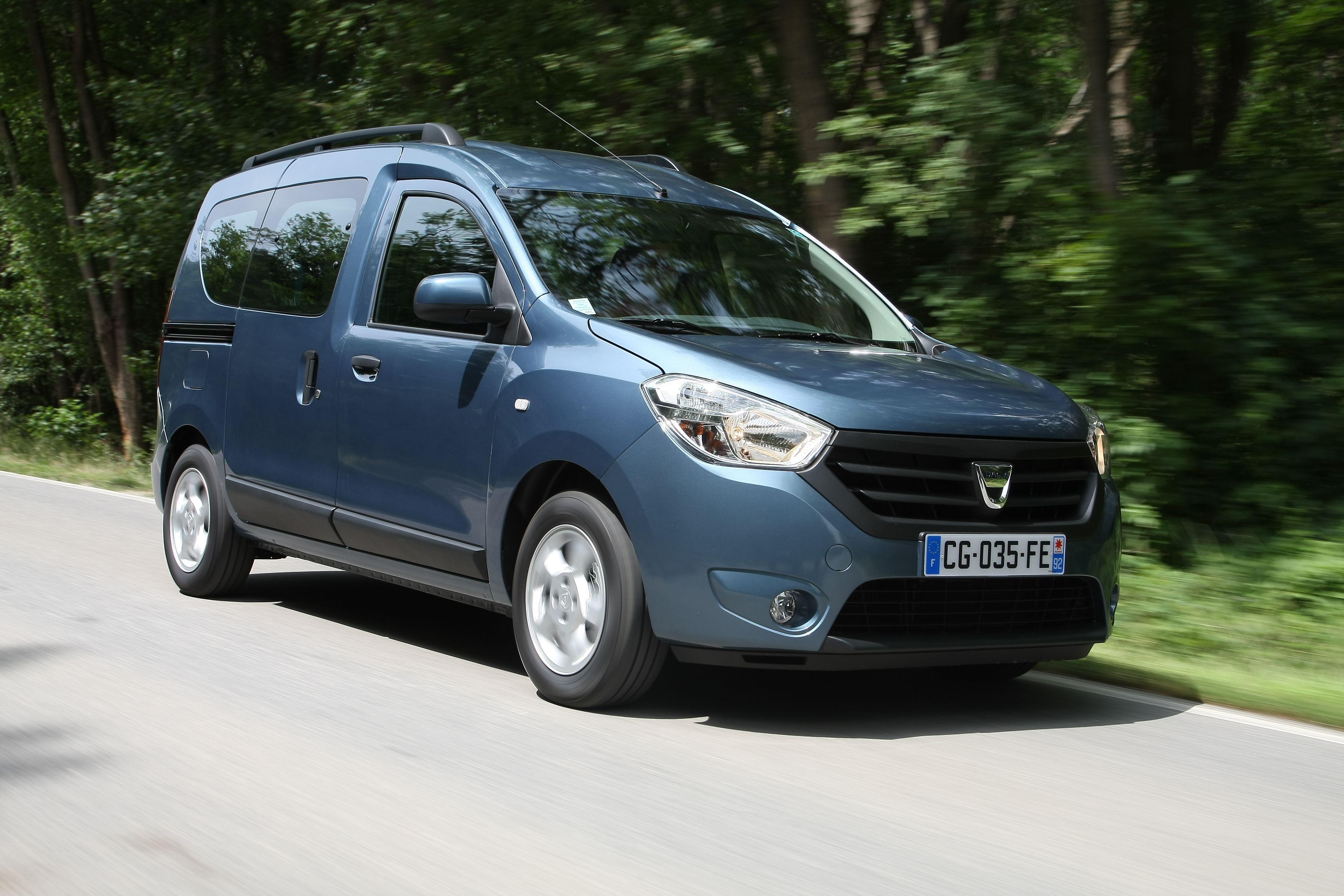 Dacia gibt Gas zum Discoutpreis