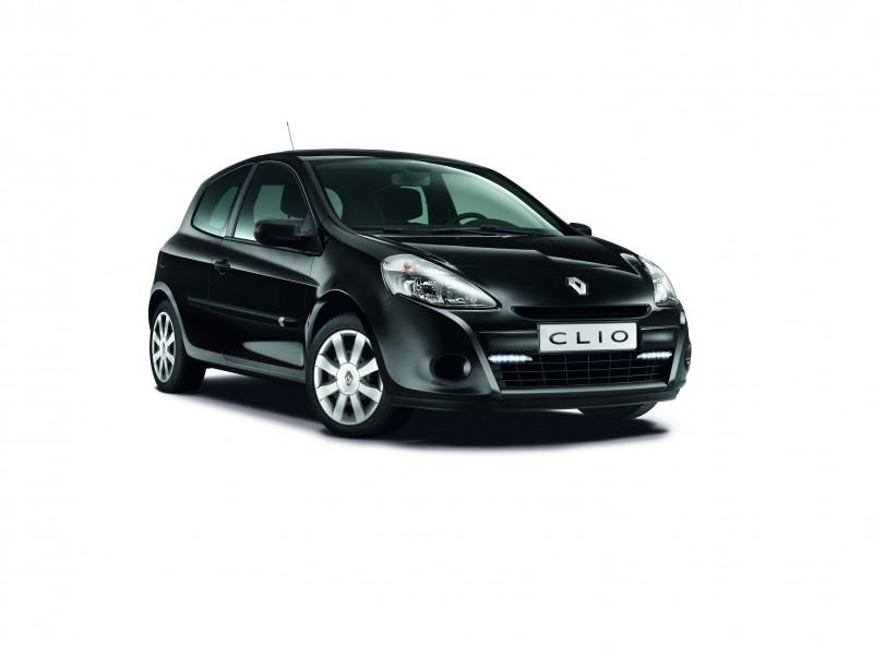 Renault Clio GPS-Klein,stark,schwarz