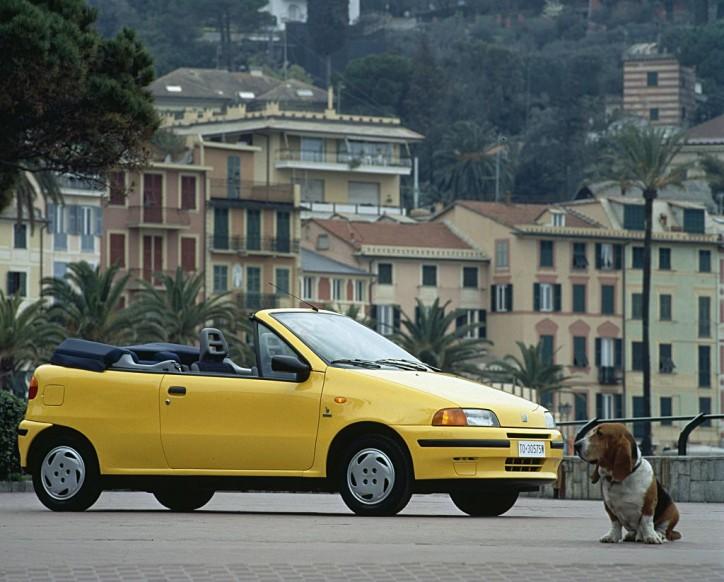 Fiat Punto Cabriolet