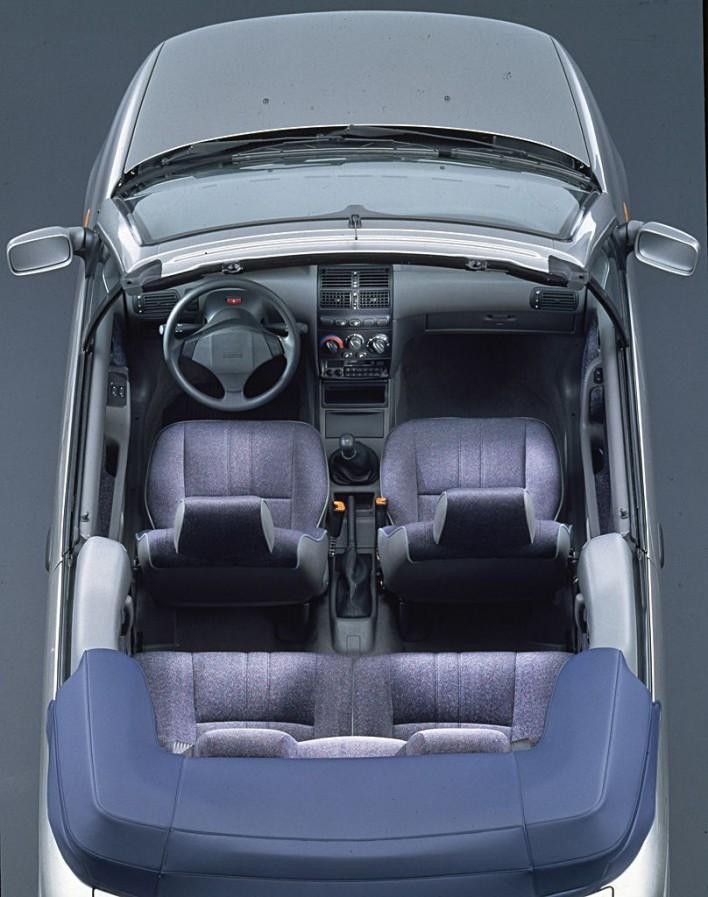 Fiat Punto Cabriolet – Offen und preiswert
